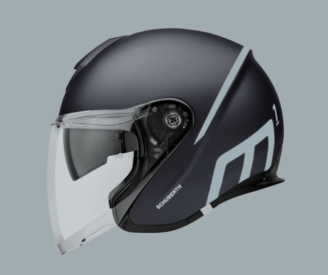 Open-Face-Helmets