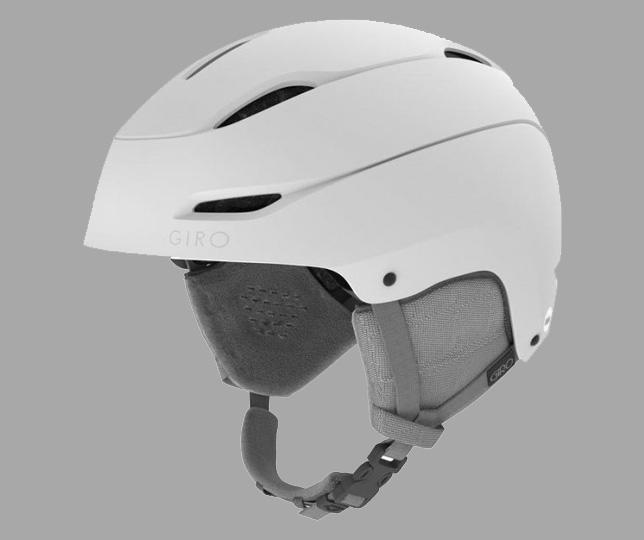 Ladies ski helmets