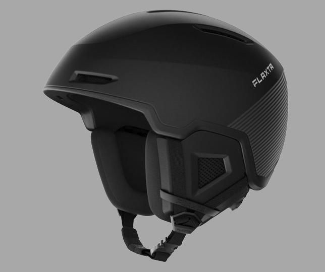 Men ski helmets