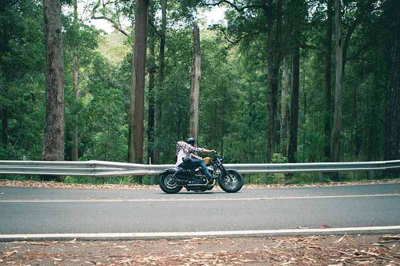 Motorrad-Schwarzwald